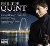 Philippe Quint Korngold Violin Concerto