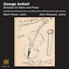 Antheil: Sonatas for Violin and Piano, with John Novacek and Mark Fewer