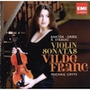 Violin Sonatas by Bartok, Grieg and R. Strauss, with Vilde Frang