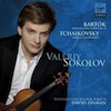 Bartok Violin Concerto No. 2 and Tchaikovsky Violin Concerto; with Valeriy Sokolov