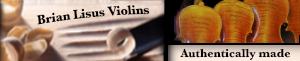 Brian Lisus Violins
