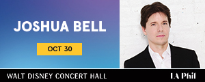 Joshua Bell and the Los Angeles Philharmonic