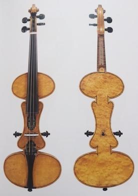 Albert Mute Violin