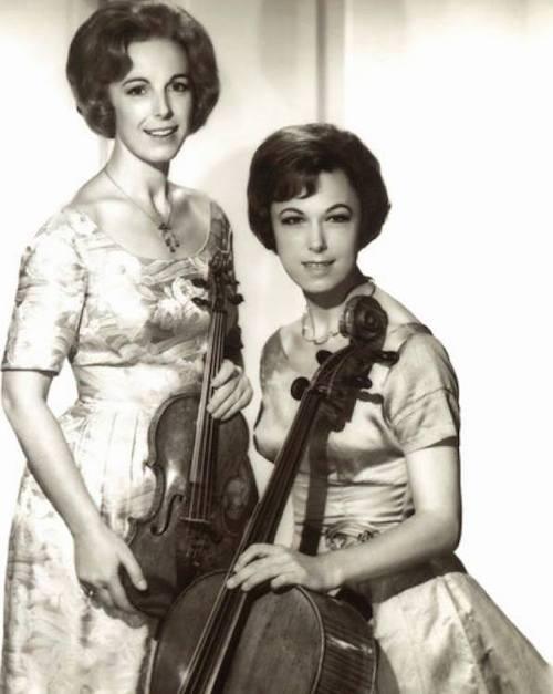 Alice and Eleonore Schoenfeld