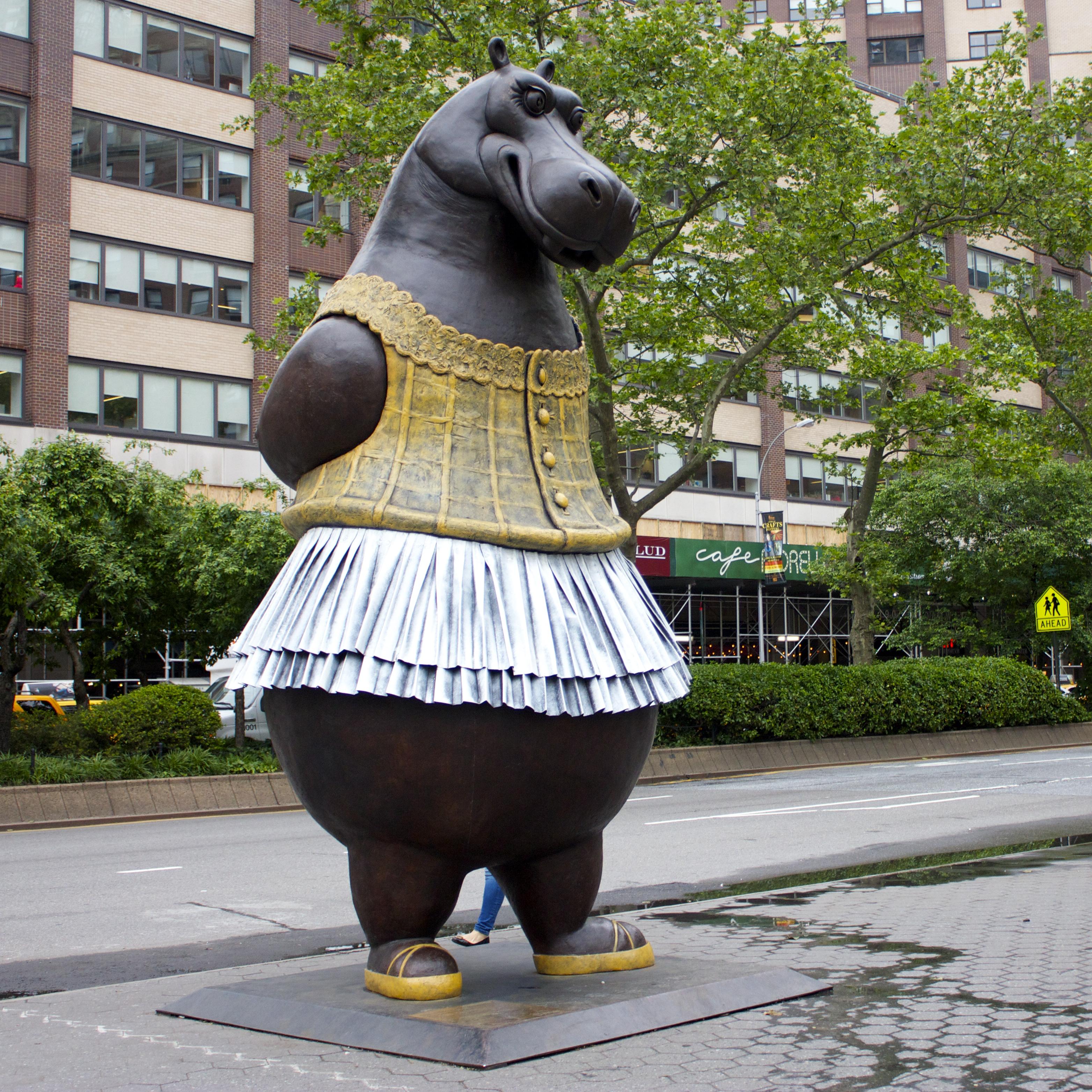 Ballet hippo