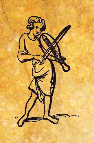 Baroque bow