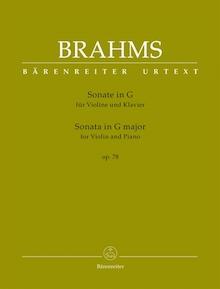 Barenreiter Brahms 1