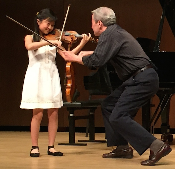 D. Heifetz and Elizabeth