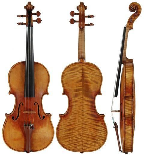 Douglas Cox 2016 violin