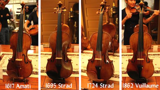 violins from Florian Leonhard Fine Violins