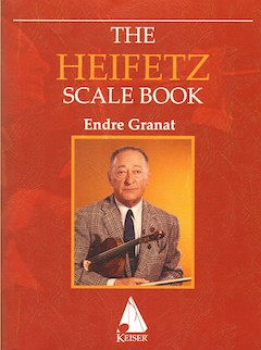 Heifetz Scale Book
