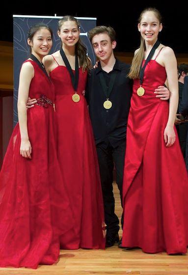Incendium Quartet