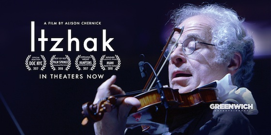 Itzhak the film