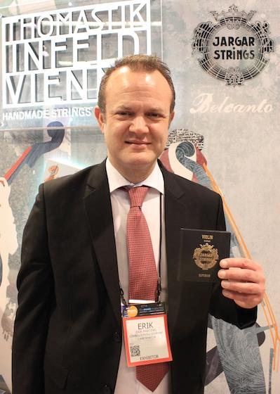 Erik Martens, Jargar