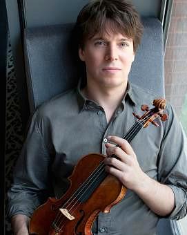Joshua Bell. Image courtesy artist.