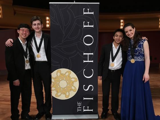 Kairos String Quartet 2018 Fischoff