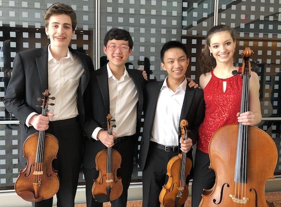 Kairos Quartet