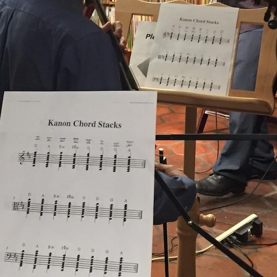 Kanon Chords