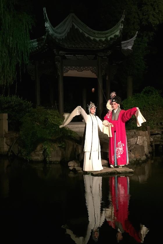Kunqu singers