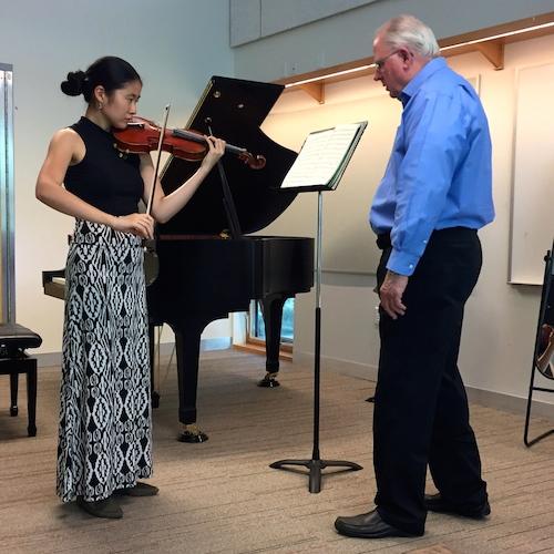 Robert Lipsett and Kako Miura