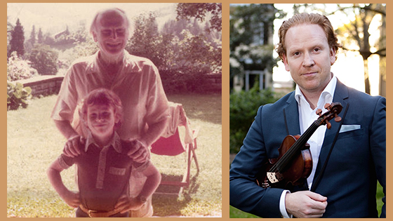 Daniel Hope and Yehudi Menuhin
