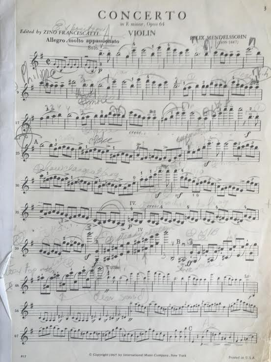 Quint's Mendelssohn