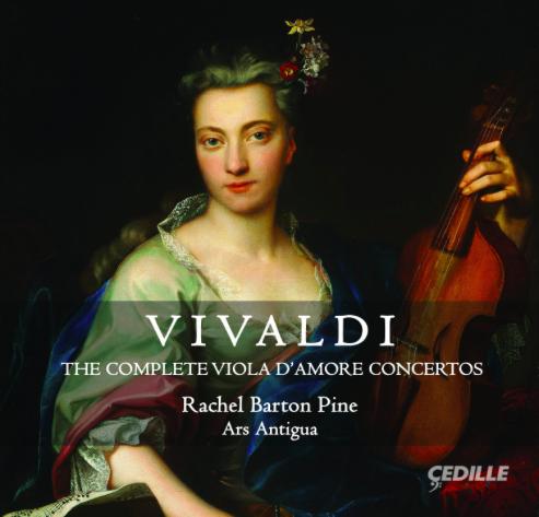 Vivaldi d'amore concertos