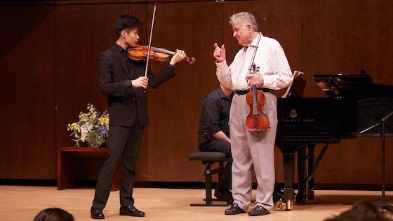 Shmuel Ashkenasi and Takumi Taguchi