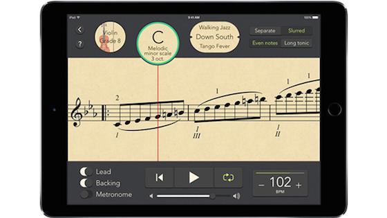 Smart Scales iPad