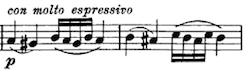 Tchaik melody