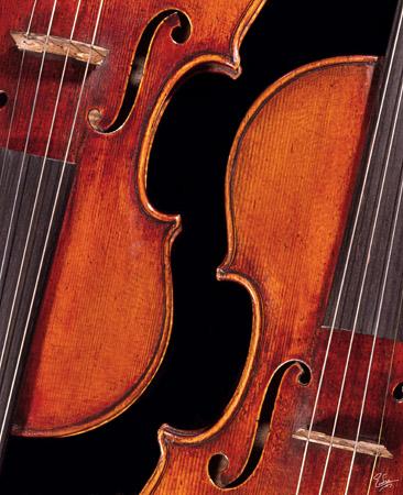 Twin Violins