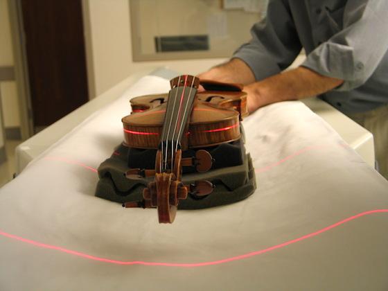 Violin CT