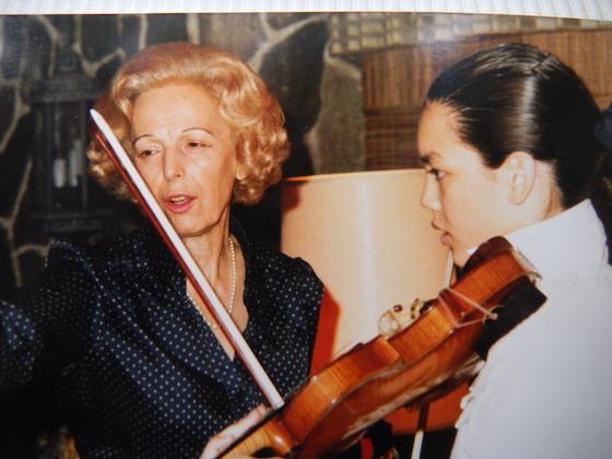 Alice Schoenfeld Anne Akiko Meyers