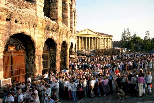 The Arena di Verona