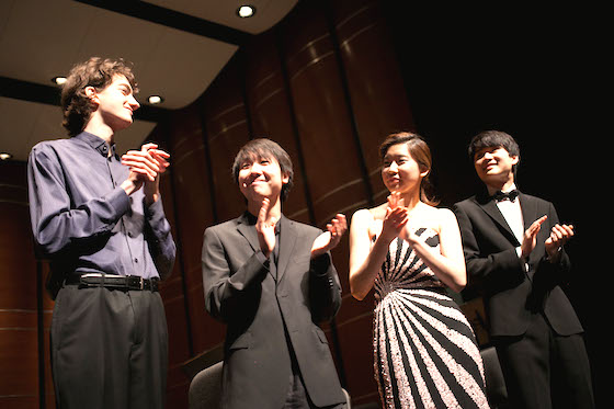 Impressions from the Menuhin Competition Senior Finals