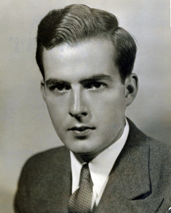 Samuel Barber in 1932