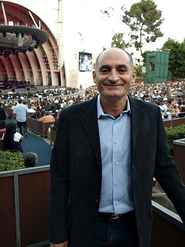Gustavo Dudamel's father, Oscar Dudamel
