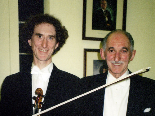 Simon and Raymond Fischer