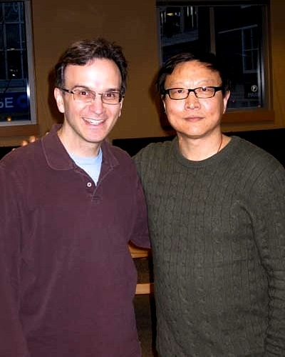 Gil Shaham and Bright Sheng