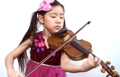 Leia Zhu, 8
