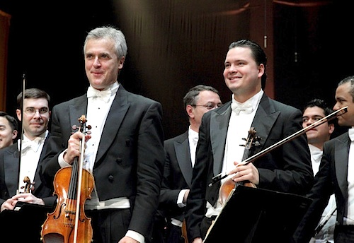 Concertmasters