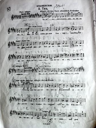 Mahler 8 music
