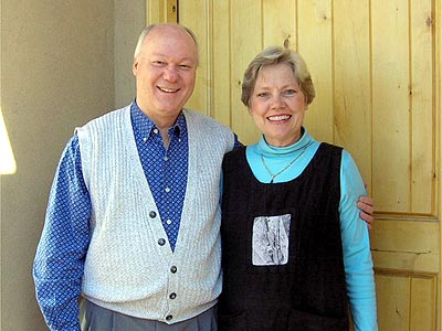 Jim and Jackie Maurer