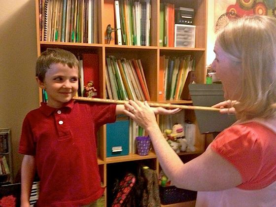 Measuring Mason