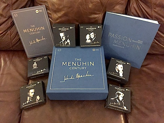 The Menuhin Century