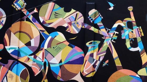 music mural art