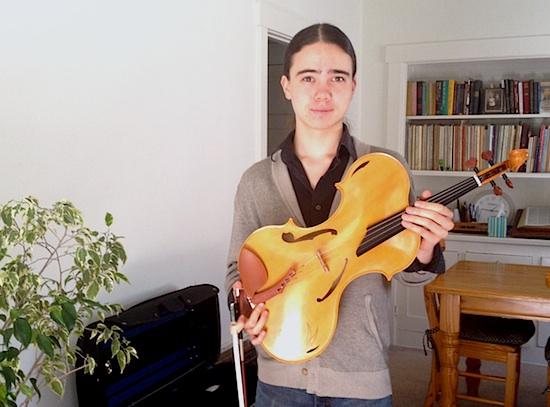 Rivinus viola