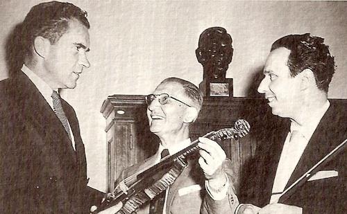Nixon and Reale