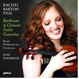 Rachel Barton Pine's new album