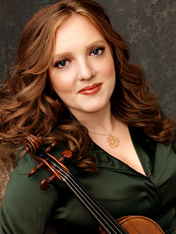 Rachel Barton Pine. Image courtesy the artist.